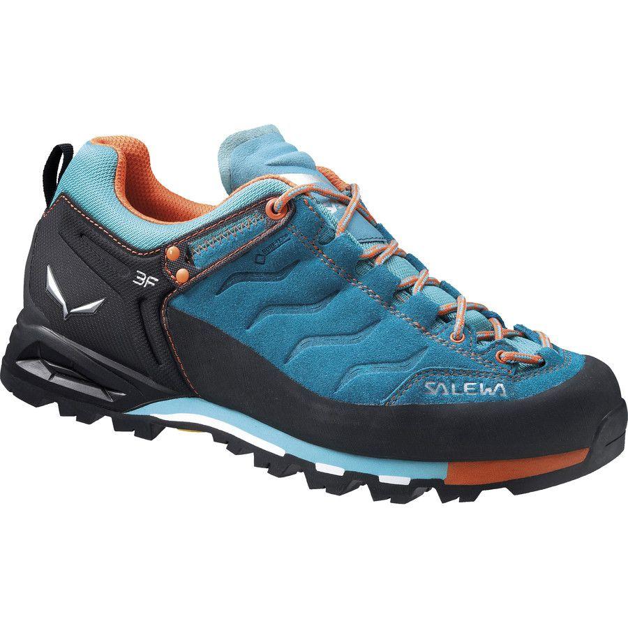 Salewa Mountain Trainer Gtx Hiking Shoe Women S Hiking Shoes Women Hiking Shoes Hiking Women