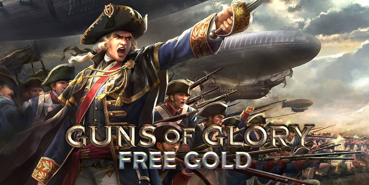 Guns Of Glory Hack - Get Unlimited Free Gold! For Android And IOS