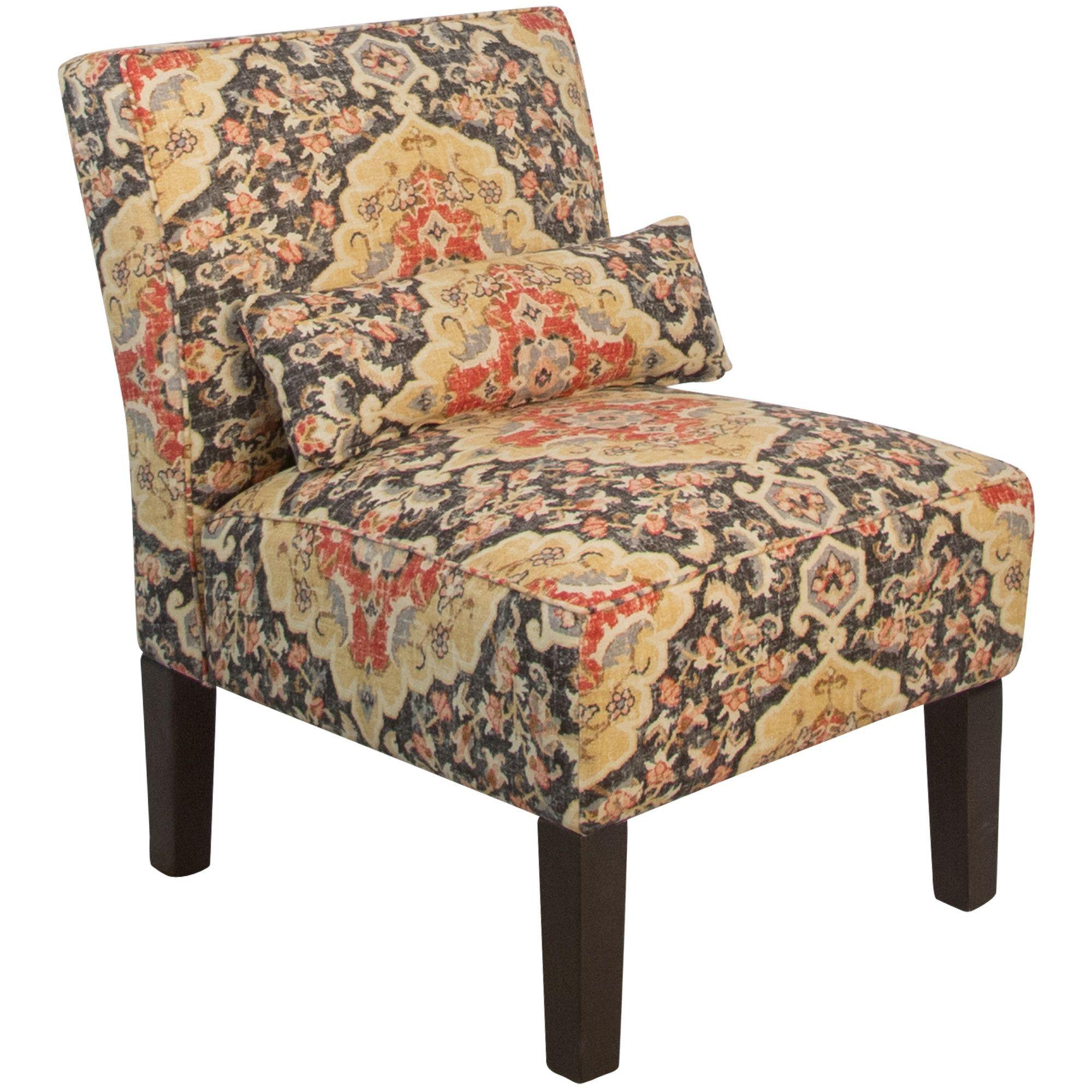 Best Mulholland Slipper Chair Accent Chairs Cheap Chairs 640 x 480