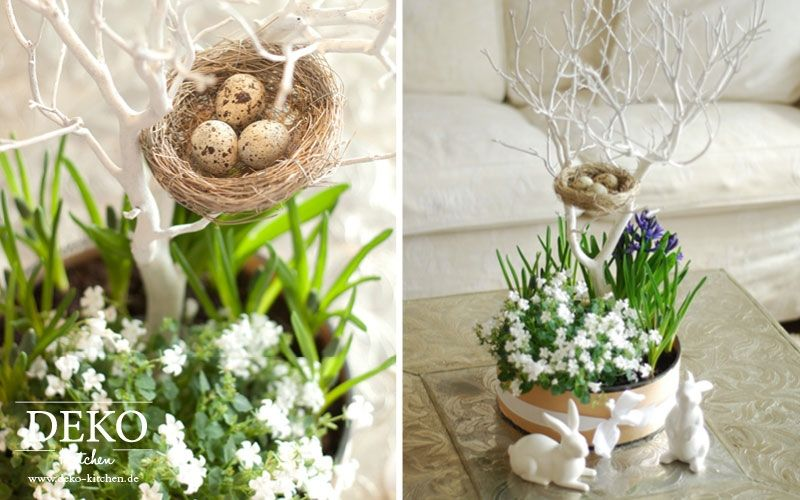 30 Luxus Deko Ideen Selber Machen Ostern Deko Pinterest Easter