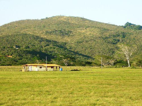 Casa Campestre en El Candado Upata