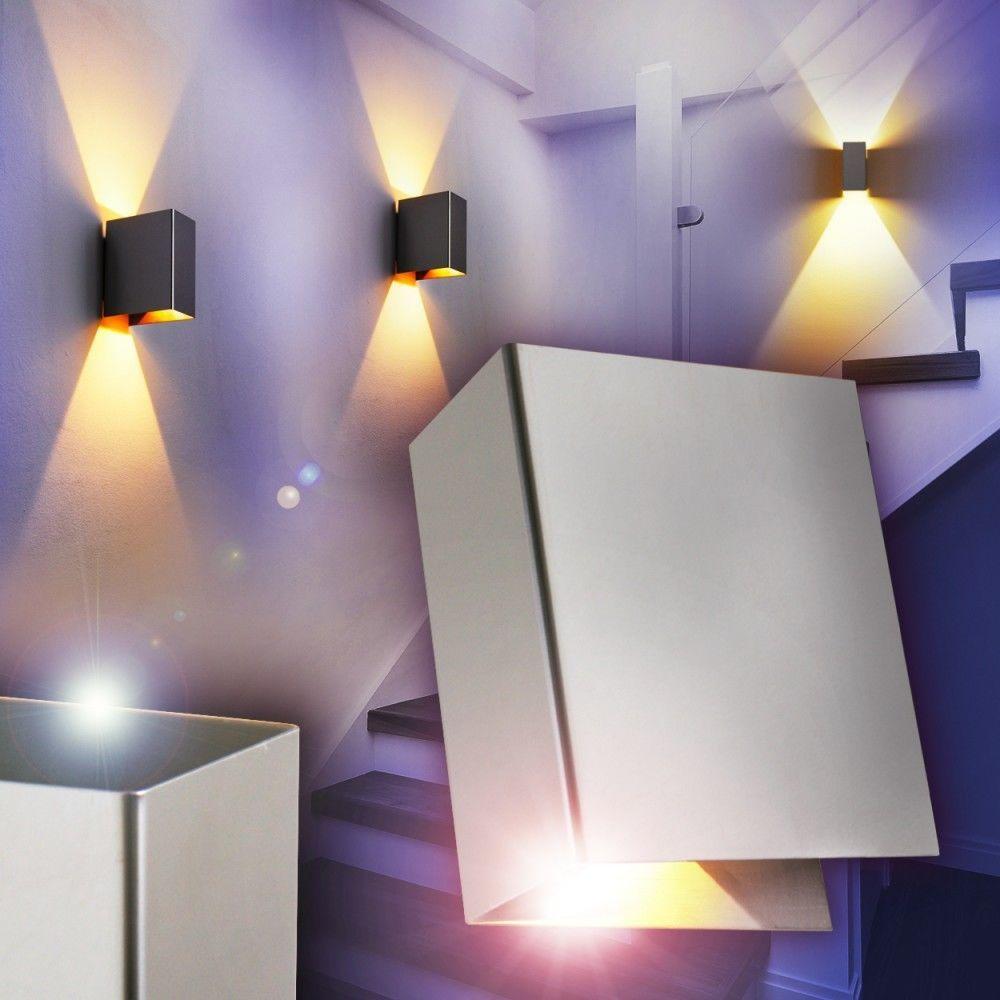 Flurlampen led finest k led kristall leuchte moderne lampe fa r wohnzimmer hotel flur indoor - Flurlampen modern ...