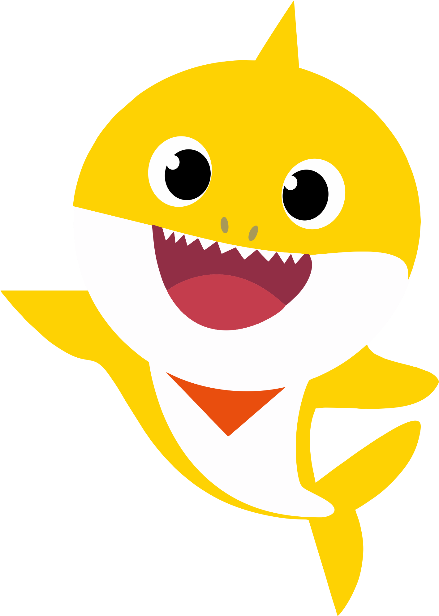 FREE 1st Baby Shark ft JAUZ Invitation Templates + Thank ...