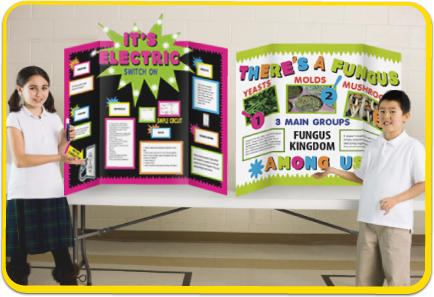 Science Fair Projects Science Fair Projects Pinterest Poster - Unique science fair tri fold ideas