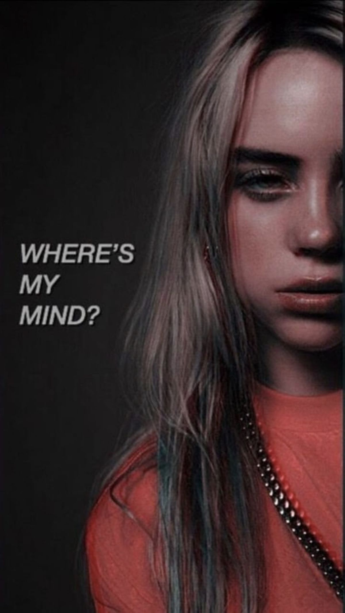 Billie Eilish 𝔴𝔞𝔩𝔩𝔭𝔞𝔭𝔢𝔯 Billie Eilish Billie Singer