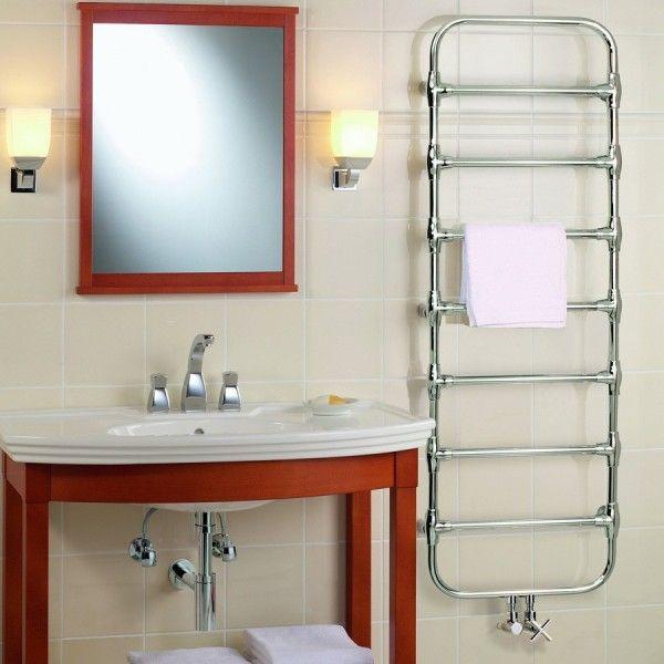 badkamer design radiatoren zehnder nobis | badkamer | Pinterest