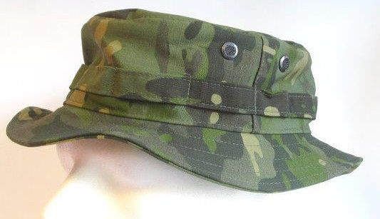 RECCE Boonie Hat MultiCam Tropic Camo - Made in Germany -  271287156378