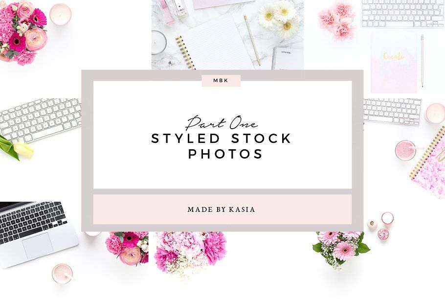 30 Styled Stock Photos Part One By Madebykasia On Creativemarket Styled Stock Photos Styled Stock Stock Images Free