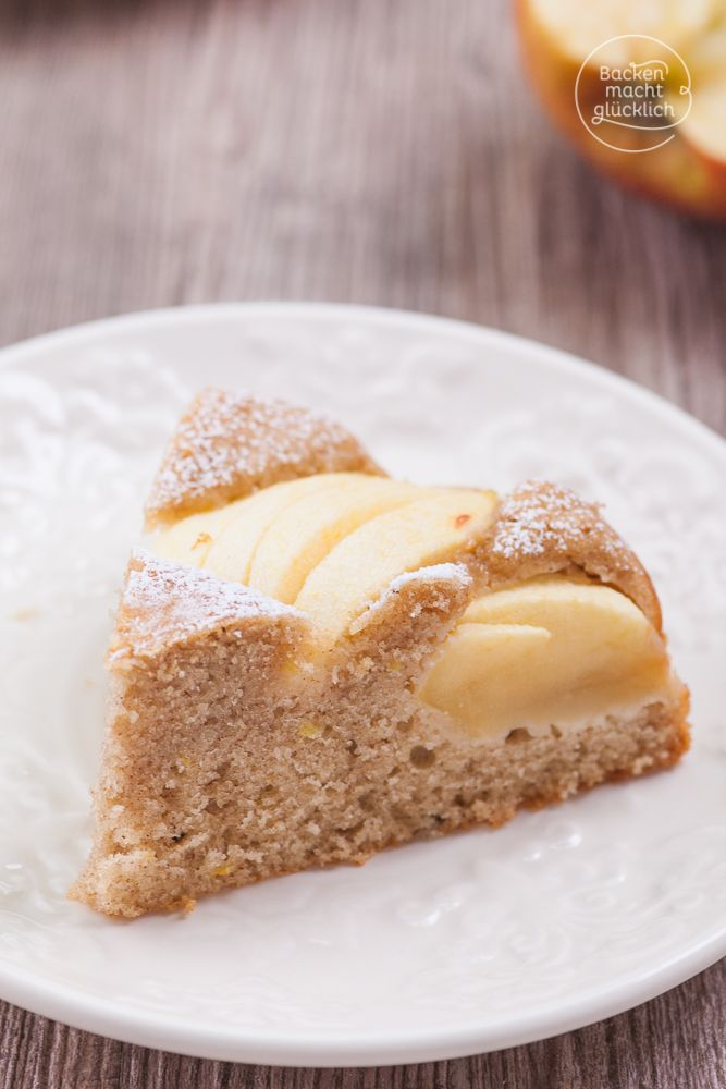 Gesunder Apfelkuchen Receta Especiales Pinterest Cake