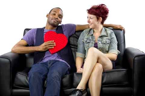 Dating Interracial Romance