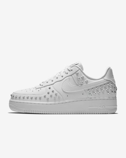 huge discount 817cc b5549 Nike Air Force 1  07 XX Studded Women s Shoe