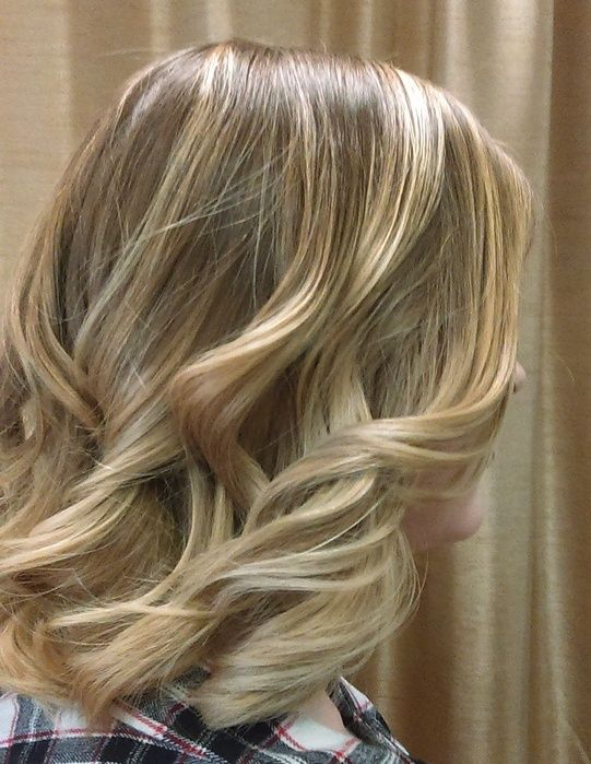 Ombre Highlights Hair Salon Services Best Prices Balayage Hair Salon Hair Long Hair Designs
