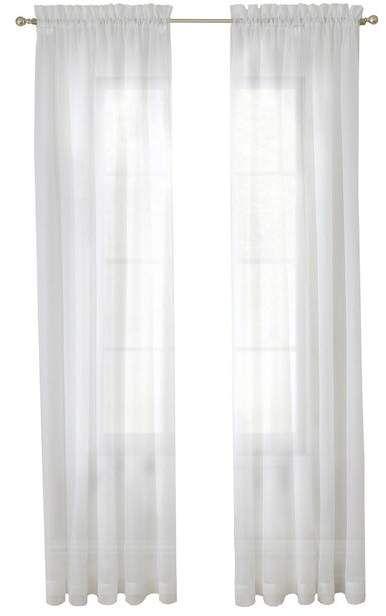Wayfair Basics Doyle Single Curtain Panels In 2020 Panel