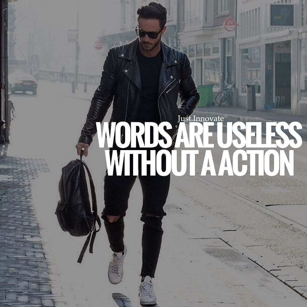 words are useless out a action by just innovate quotes for words are useless out a action by just innovate