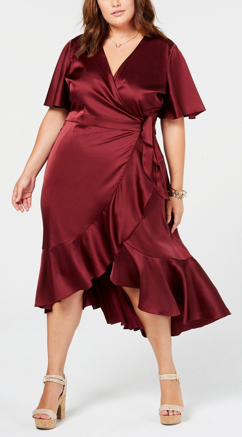 45 Plus Size Wedding Guest Dresses With Sleeves Alexa Webb Fall Wedding Guest Dress Plus Size Wedding Guest Dresses Plus Size Wedding Dresses With Sleeves,Elegant Maxi Dresses For Weddings