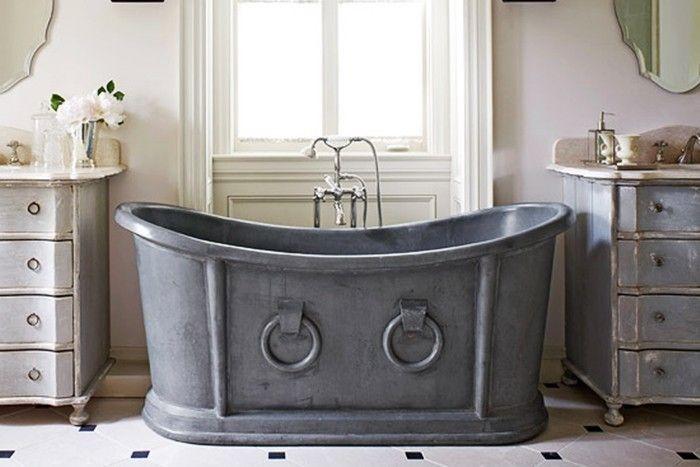 Vasca Da Bagno Vintage : Come arredare un bagno in stile vintage la vasca di carlotta