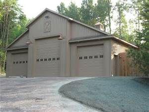 Rv Garage Doors On Pole Barn Bing Images Pole Barn House Plans Garage With Living Quarters Barn Garage