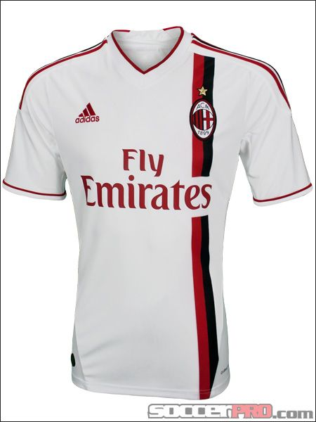 The adidas AC Milan Away Jersey - 2011-2012.. 59.99  dfcc65fef