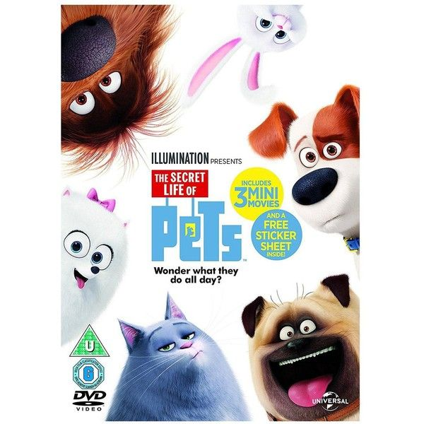 Pin by Mag Vani on My Polyvore Finds Secret life of pets