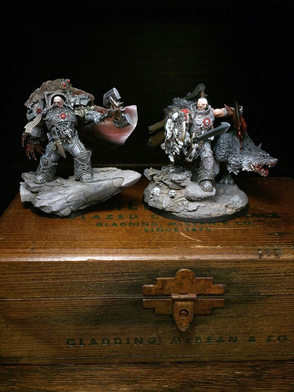Space Wolves Lords