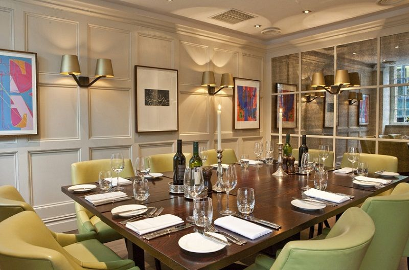 Chiswell Street Dining Rooms Barbican London Private Dining Captivating Chiswell Street Dining Room Design Ideas