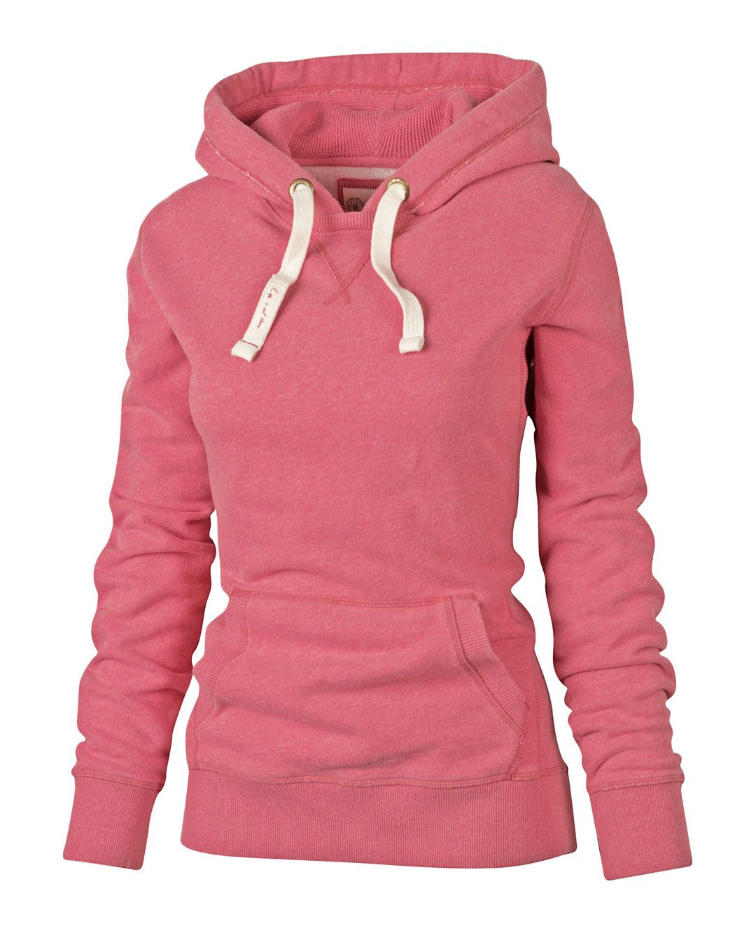 0eec8ffbf Simple Hooded Long Sleeve Pocket Design Women's Hoodie in 2019 ...
