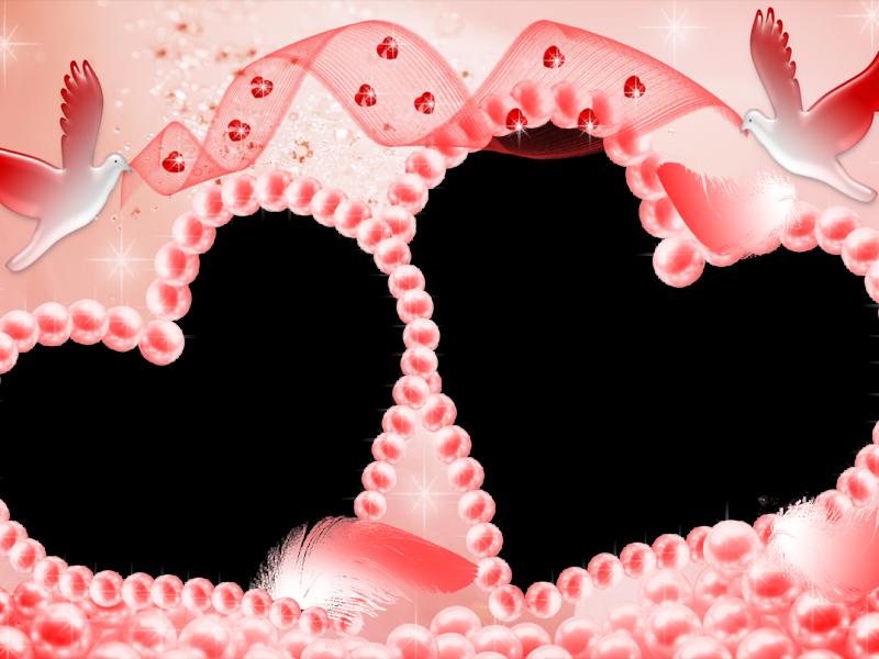 Marco de foto San Valentin, marco de foto de amor, marcos para fotos ...