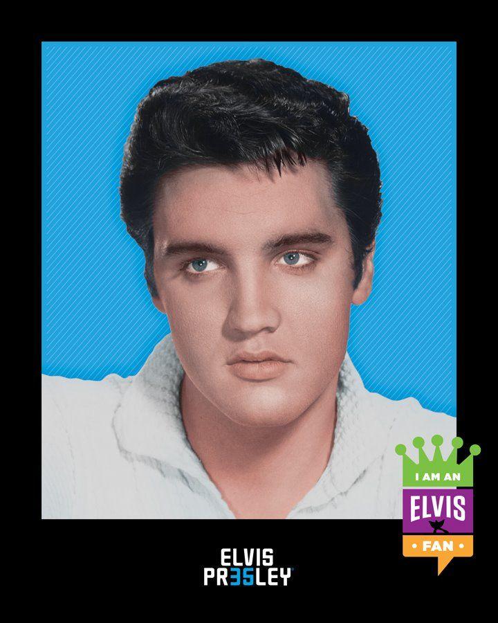 So Handsome Elvis Presley Singer Burning Love