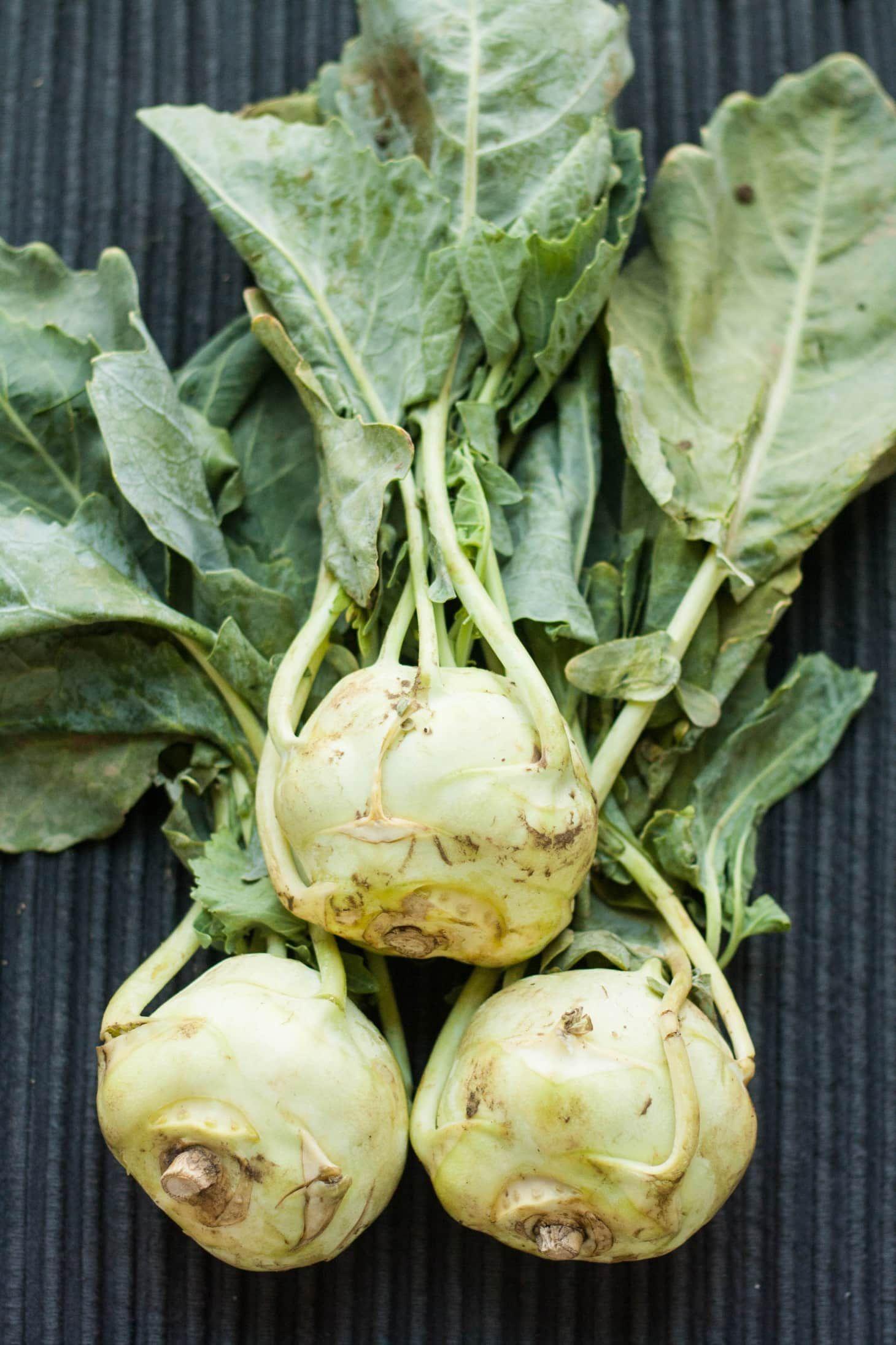 5 Tasty Ways To Prepare Kohlrabi Roasted Kohlrabi Kohlrabi Recipes Kohlrabi