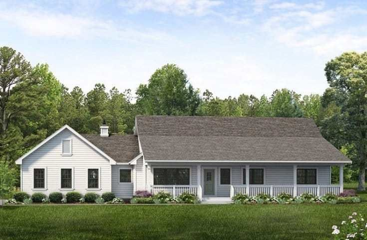 10 Most Charming Ranch House Plan Ideas For Inspiration Ranch Style House Plans Modern Farmhouse Plans Ranch Style Homes