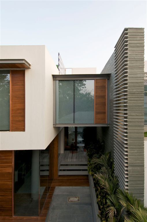 Architecture Houses India contemporary house in hyderabad, india | architecture | pinterest