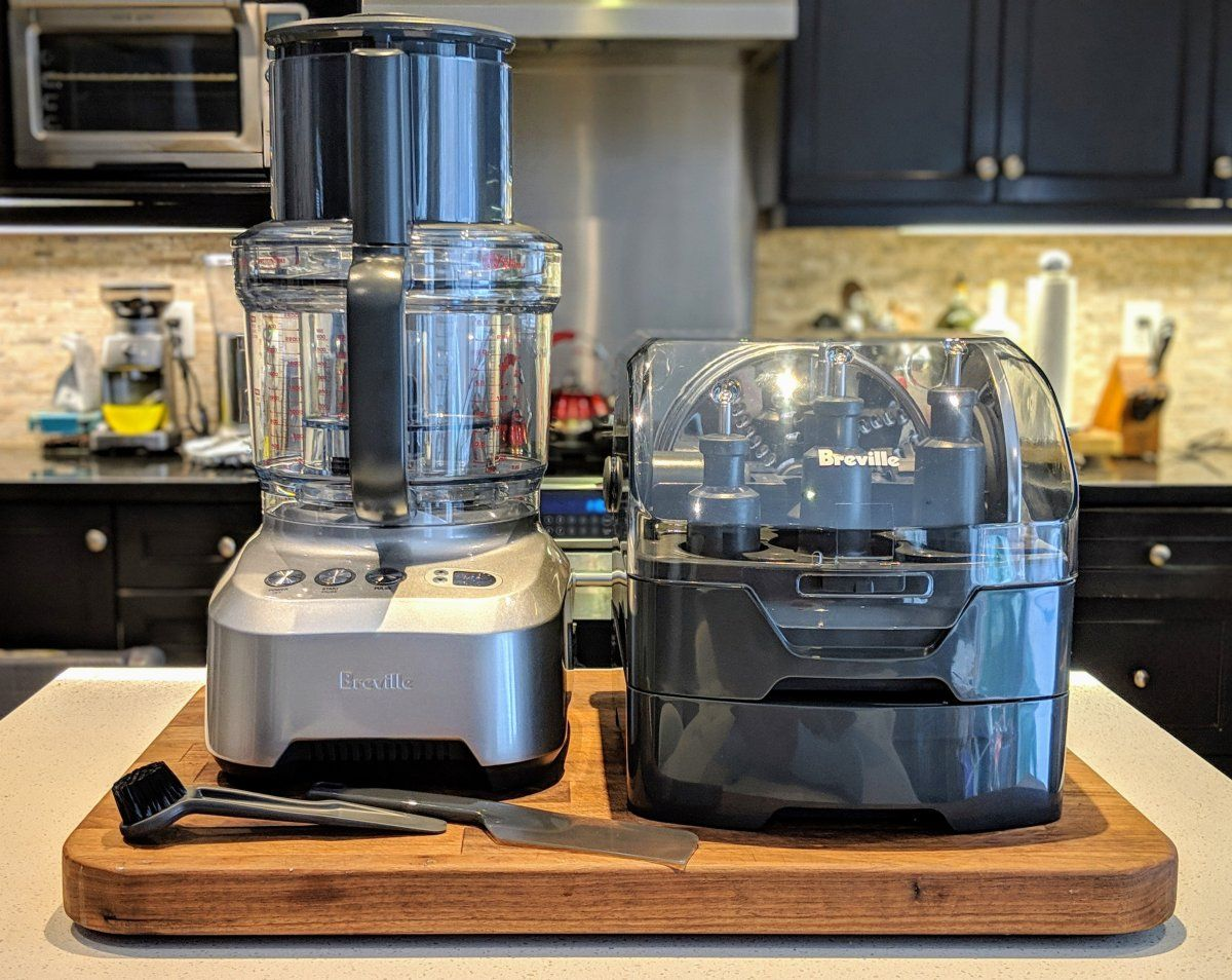 Breville sous chef peel dice review food processor