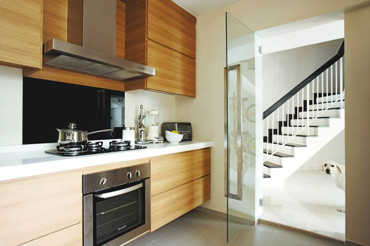 I Bridge Design   Photo 5 Of 6 | Home U0026 Decor Singapore. Kitchen ...