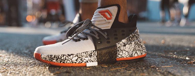 The new Dame 3 by Adidas & Damian Lillard #dame3 #adidas
