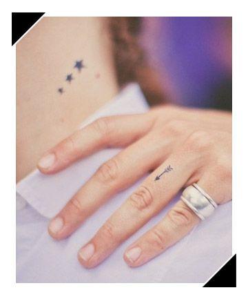 34 Oh So Tiny Tattoos We Love Tattoos Pinterest Tatuajes