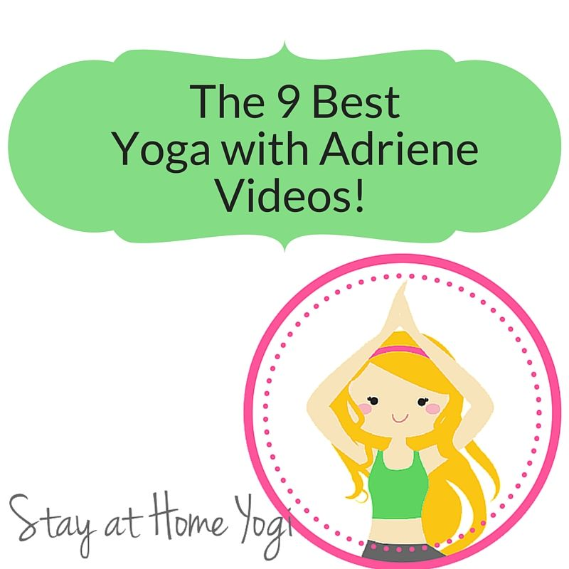 It's no secret I'm a big fan of Yoga with Adriene! If you're