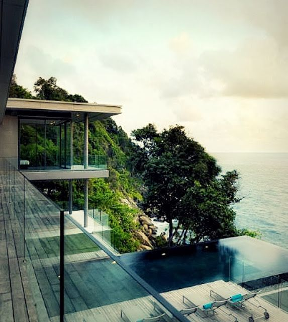 Villa Amanzi, Thailand | Original Vision Architects | Residential  Architecture | Pinterest | Villas, Architects And Architecture