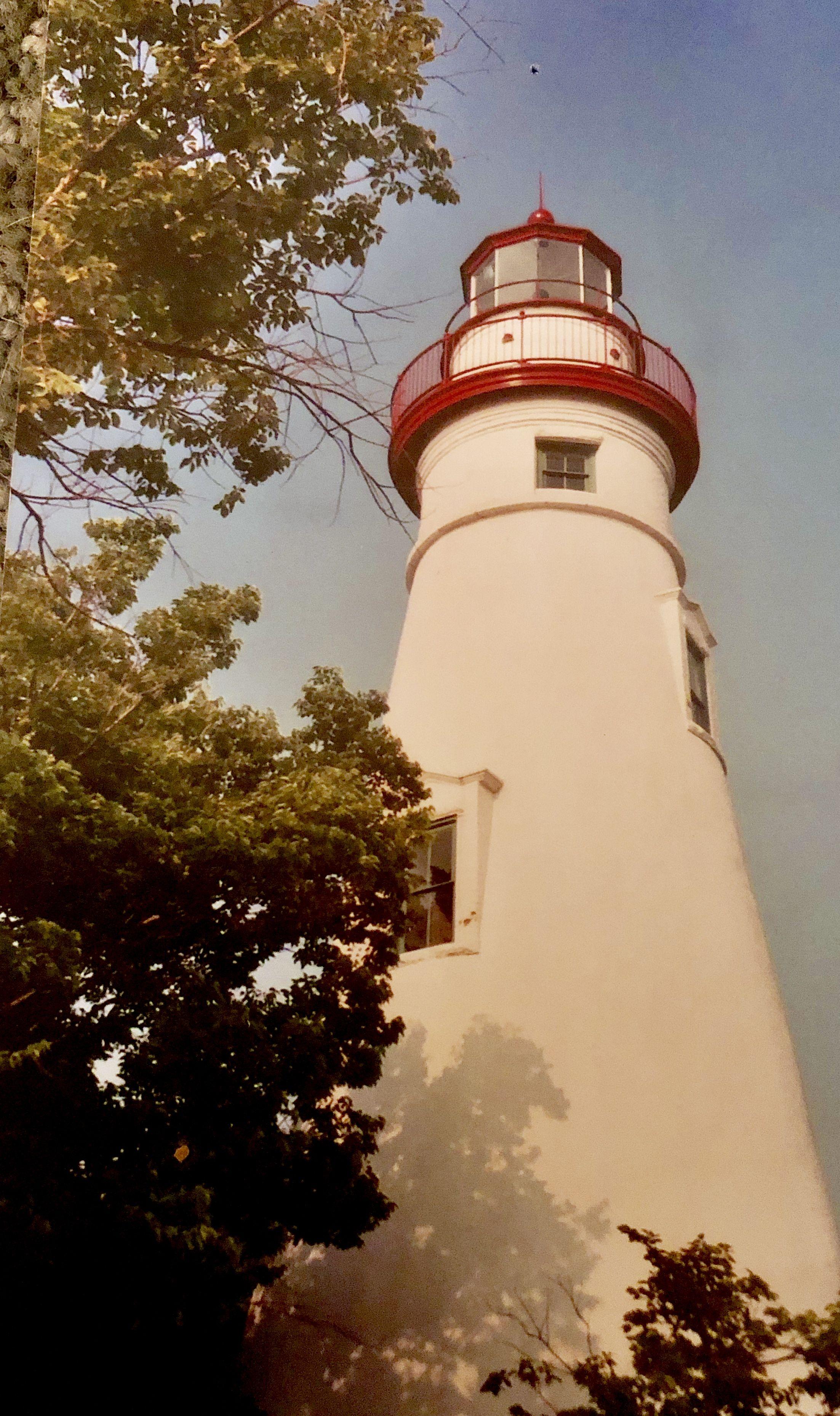 Marblehead Lighthouse, Marblehead, Ohio Marblehead
