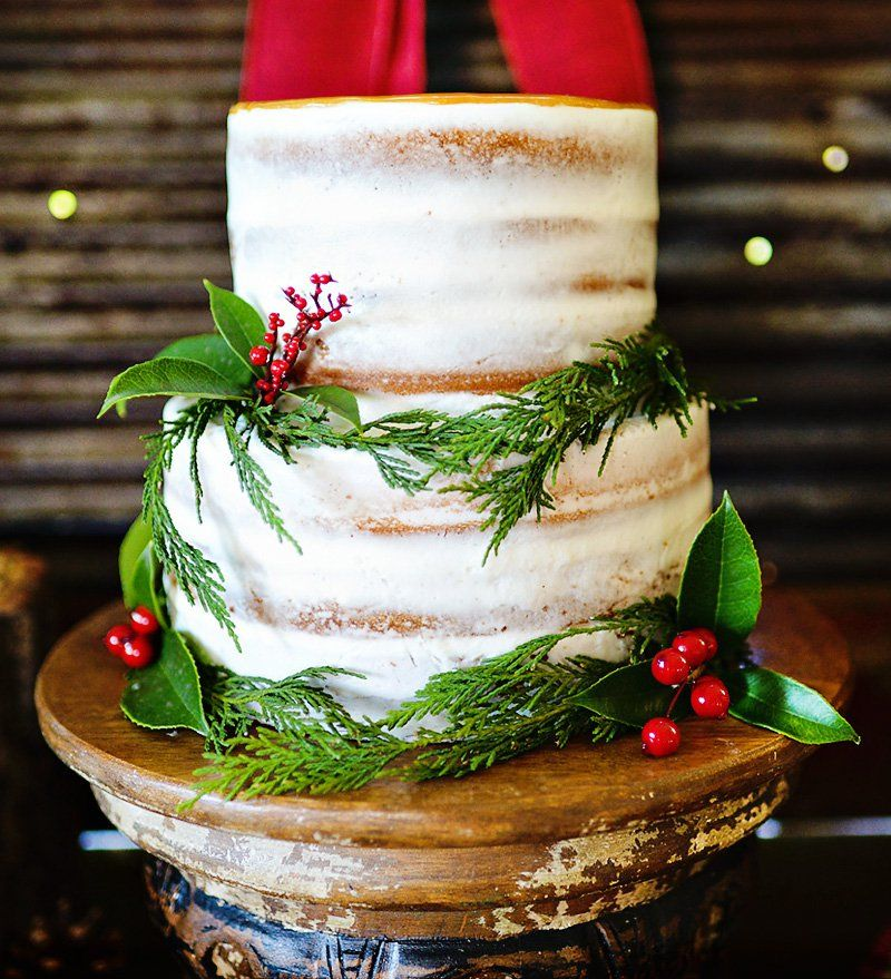 Rustic Joyful Christmas Party Dessert Table Christmas Party