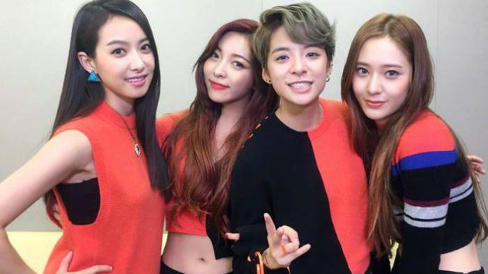 Ask K Pop Top 10 Fandom Name Smeanings Sulli Krystal Jung Girl Group