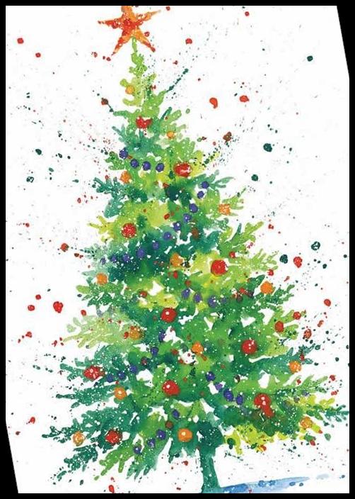 Pin On Christmas Drawings