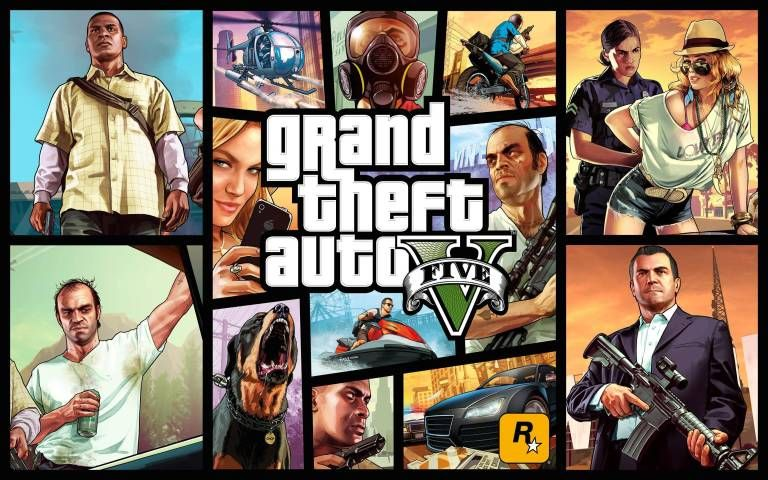 Gta 5 apk obb data download free for android 3 grand