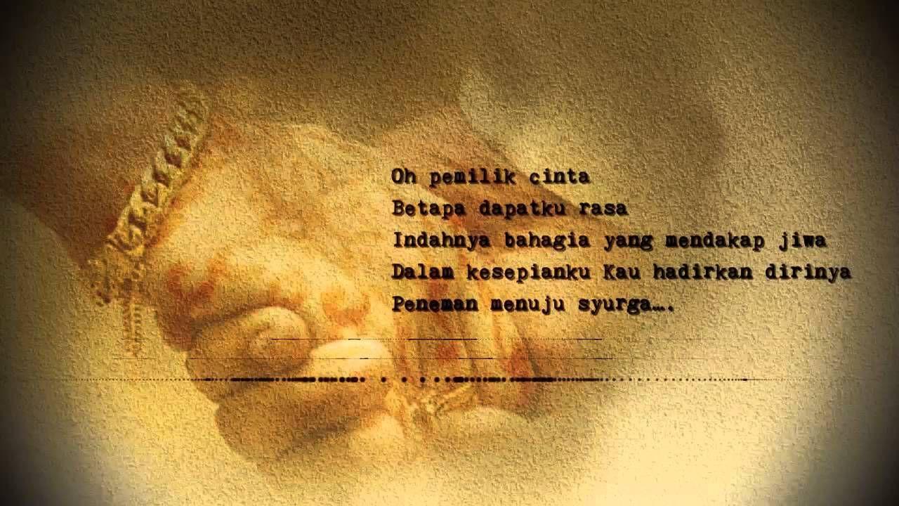 Hijjaz Kau Pemilik Cinta Video Lirik Movie Posters Video