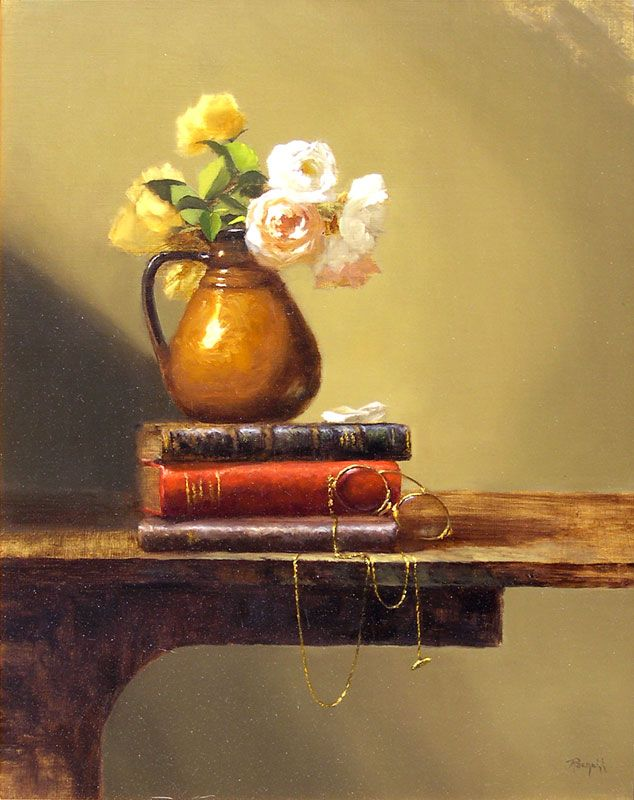 Fran DiGiacomo art | Still-life by Quan Hai Pan, Lucia Sarto, John Cook , HennieDeKorte ...
