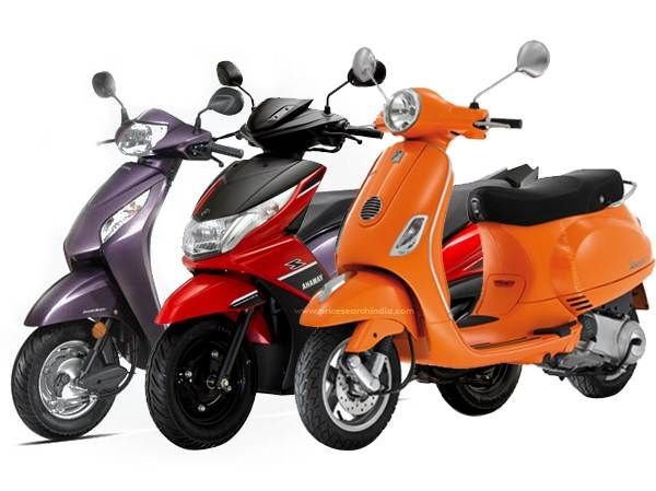 The Best Automatic Scooter Available In The Market Today With