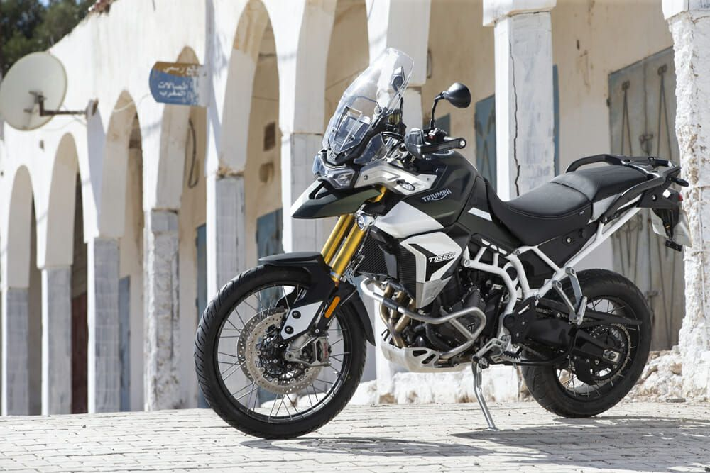 2020 Triumph Tiger 900 Rally Pro Review Cycle News in