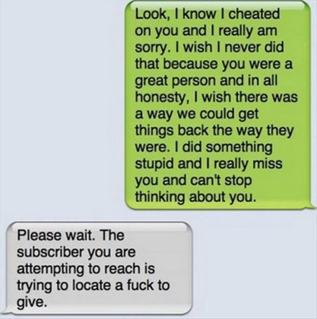 Texts From Your Ex – 23 Pics
