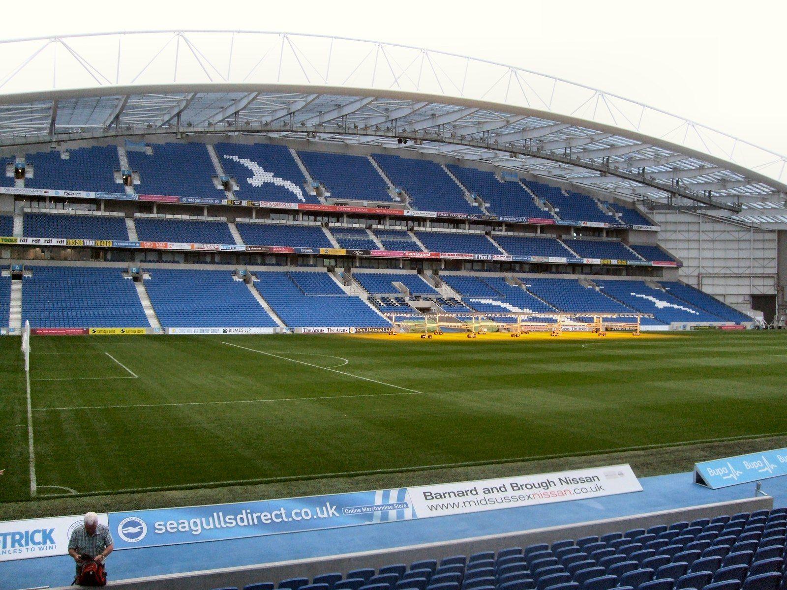 the amex stadium - Google Search