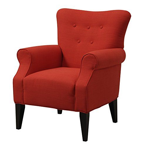 Emerald Home U3600502 Lydia Accent Chair Lipstick Find Out More