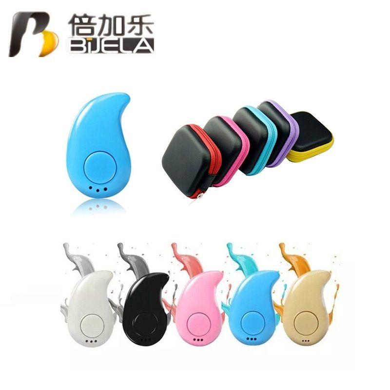 S530 Stereo Headphones Mini Wireless Headset Bluetooth With Bag Handsfree Earphone For Huawei Iphone Samsung Xia Stereo Headphones Headphones Wireless Headset